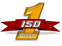 ISO Class 1 Rating Logo