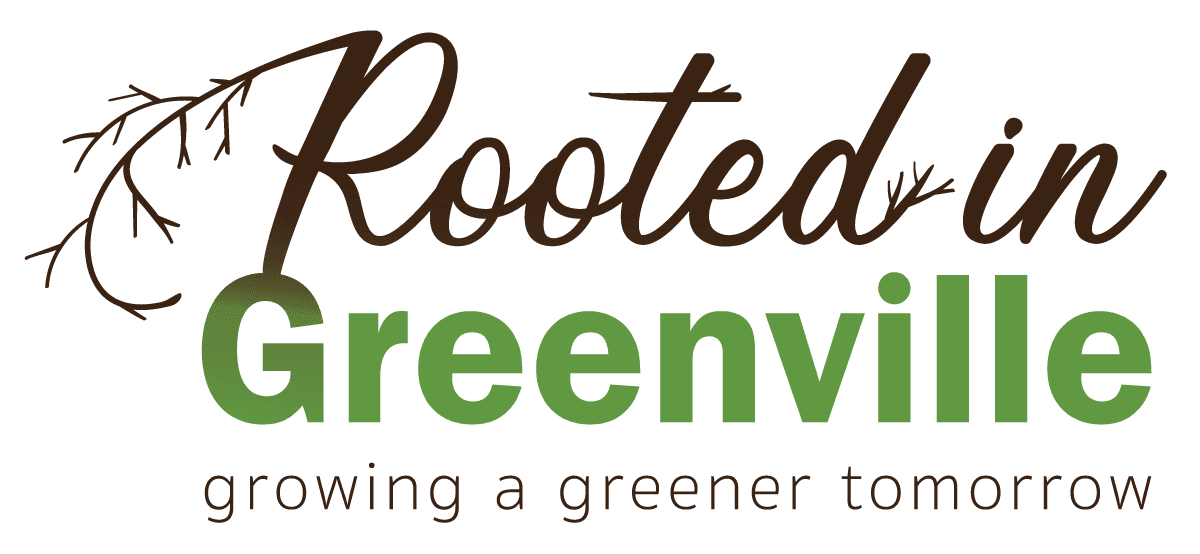 Rooted In Greenville logo